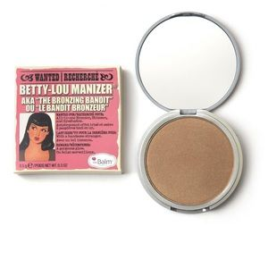 NWT the Balm Betty Lou Manizer Bronzer Shimmer